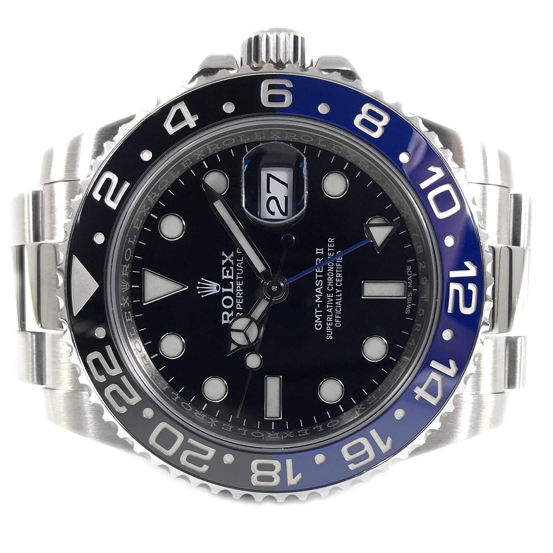 Rolex Oyster Perpetual GMT Master II Men s Watch 116710BLNR