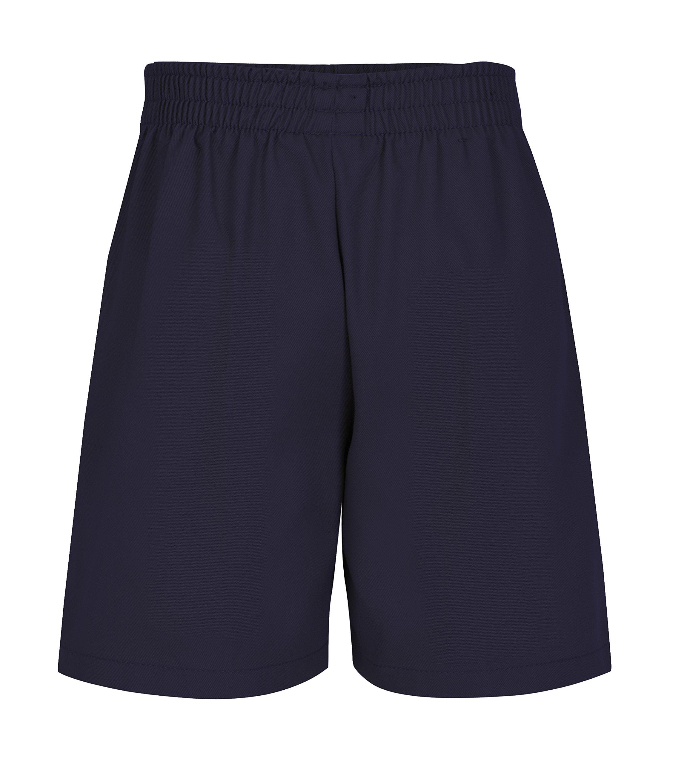 CLASSROOM Little Boys' Uniform Pull On Short, Dark Navy, 5