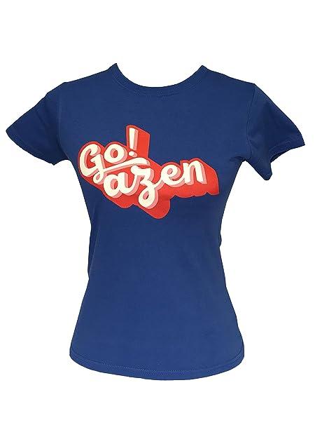 Goazen neskentzako kamiseta Camiseta Niña  Amazon.es  Ropa y accesorios ae75af6be2a