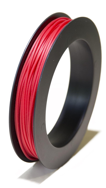NinjaFlex TPU Flexible Filament 1.75mm 50g Fire (Red)
