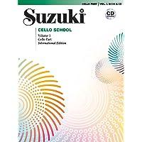 SUZUKI CELLO SCHOOL VOL 1 REV/ (Cello Part)
