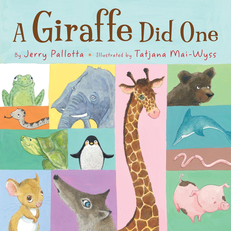 A Giraffe Did One pdf
