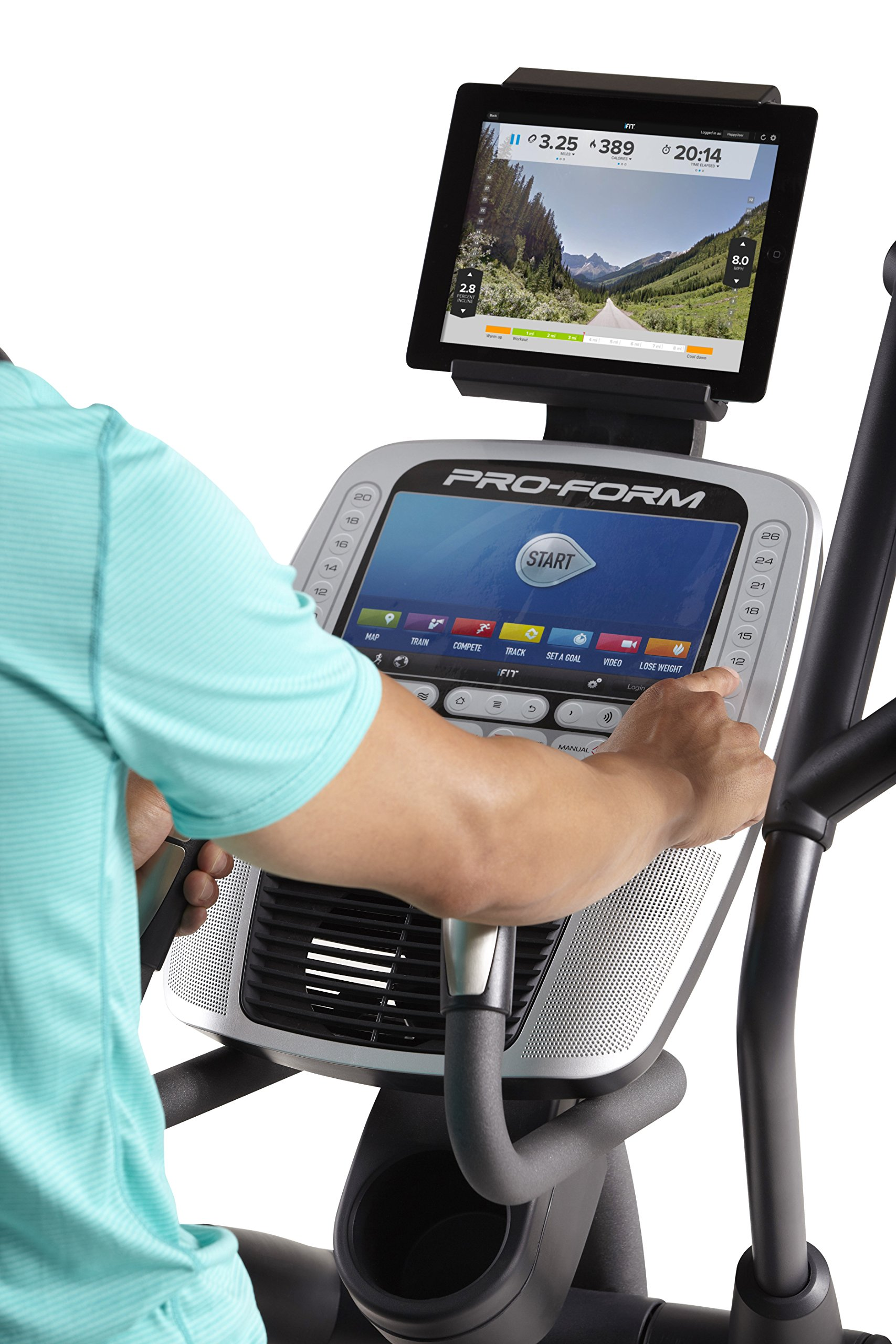 ProForm Pro 16.9 Elliptical Trainer by ProForm (Image #18)