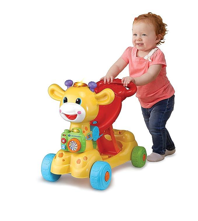 VTech 80 – 503504 Baby Roller, Amarillo