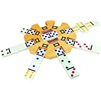 Front Porch Classics Mexican Train Dominoes