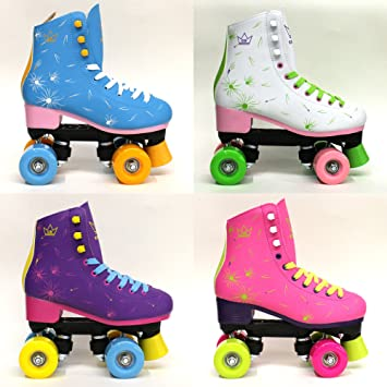 Venus Patines de Ruedas Kingdom GB Quad Wheels: Amazon.es: Deportes y aire libre