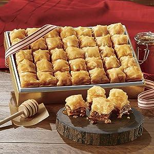Mini Baklava Desserts (Mini Baklava Desserts-1lb 8oz)