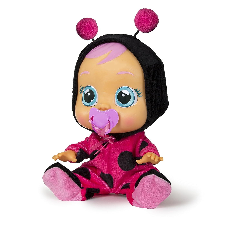 IMC Toys Lady - Coccinella Cry Babies, Colore Multi-Colour, 96295IM