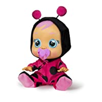 IMC Toys-96295 Lady-Coccinella Cry Babies, Colore Multi-Colour, 96295IM