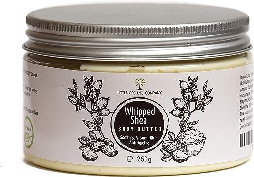 Whipped Shea Body Butter – Vitamin Rich Moisturiser - a blend of Natural & Organic Ingredients