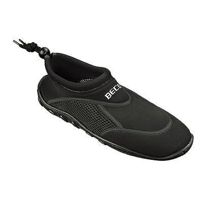 Beco Bathing Tideland Beach Aqua Surfing Shoes - Black, Size 43 : Sports & Outdoors
