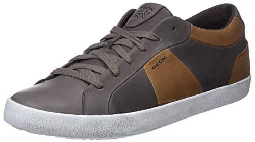 Geox Men s U Smart B Low-Top Sneakers  Amazon.co.uk  Shoes   Bags 2d378c534cc