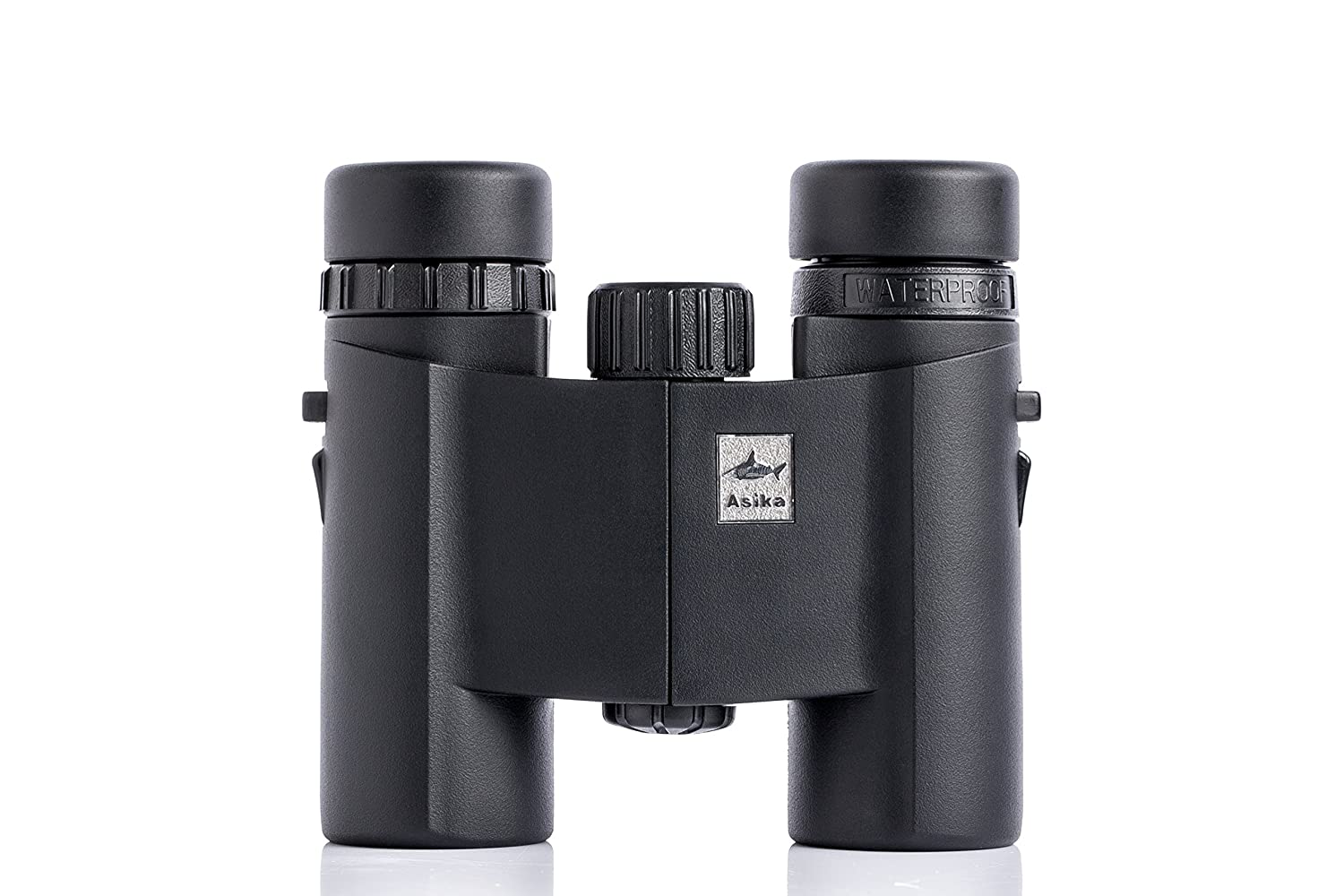 DAJICHENG Binoculars, Asika Optics Compact Bird Watching telescope 8 X 25 Mini Pocket with Case, Roof Prism For Shooting, Hunting, Hiking