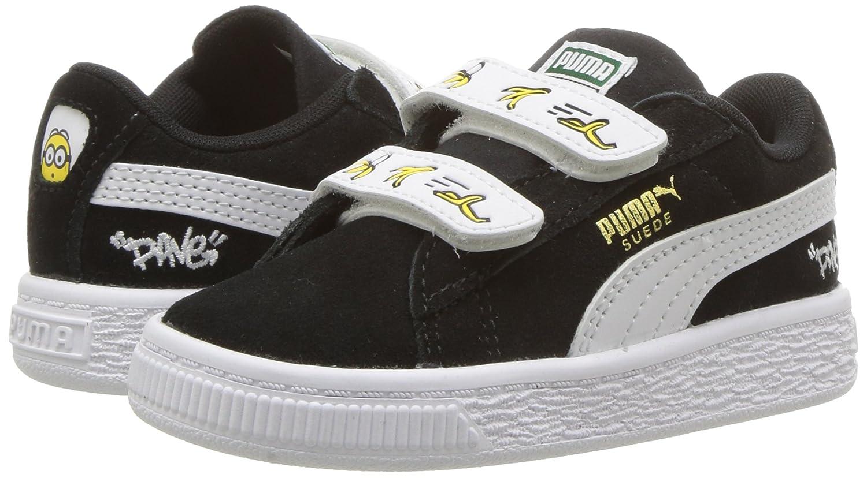 PUMA Minions Suede Kids Sneaker