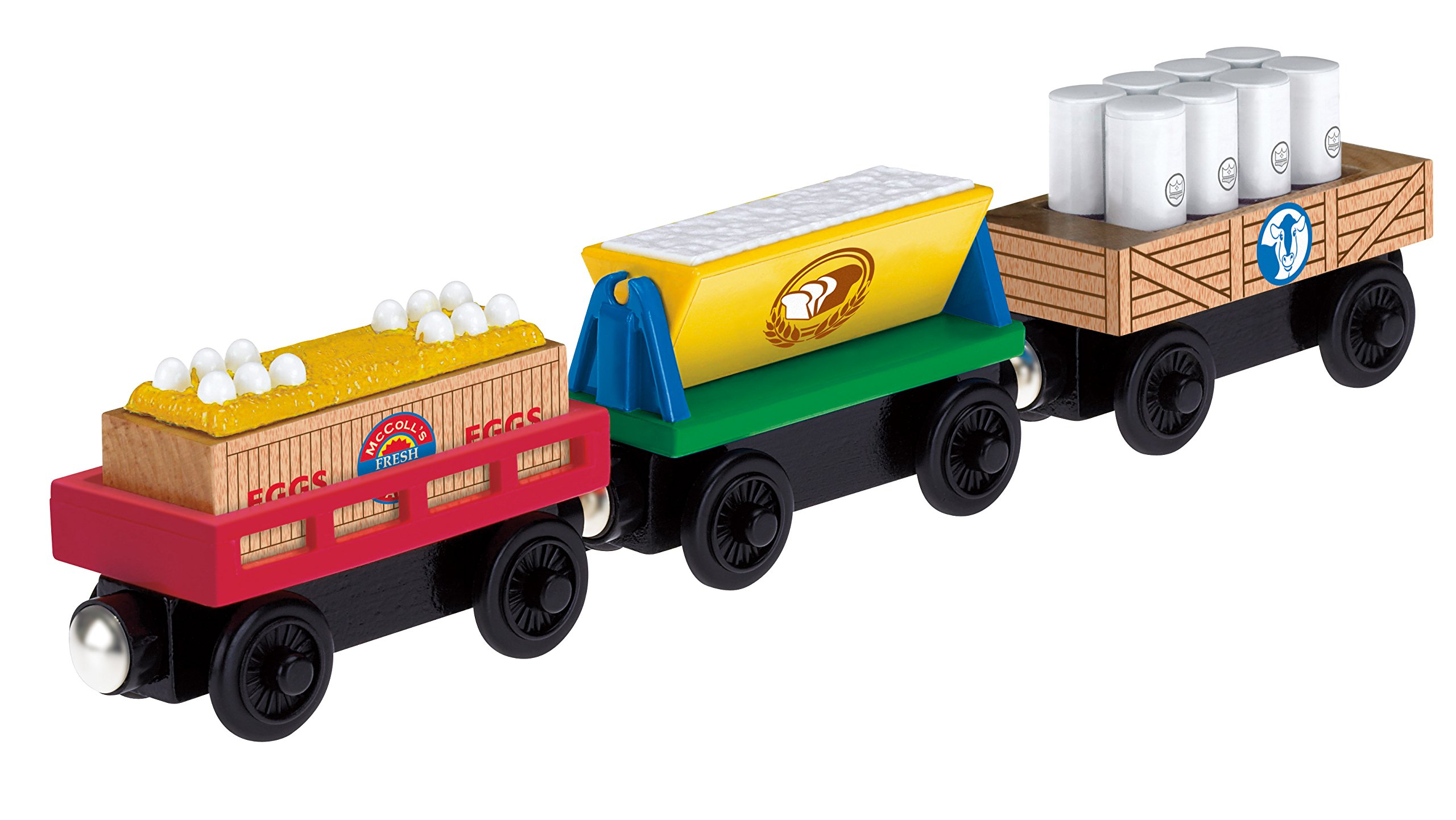 Fisher-Price Thomas & Friends Wooden Railway, Sodor Bakery Delivery
