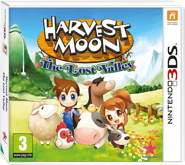 Harvest Moon: The Lost Valley (Nintendo 3DS/2Ds) [Importación ...