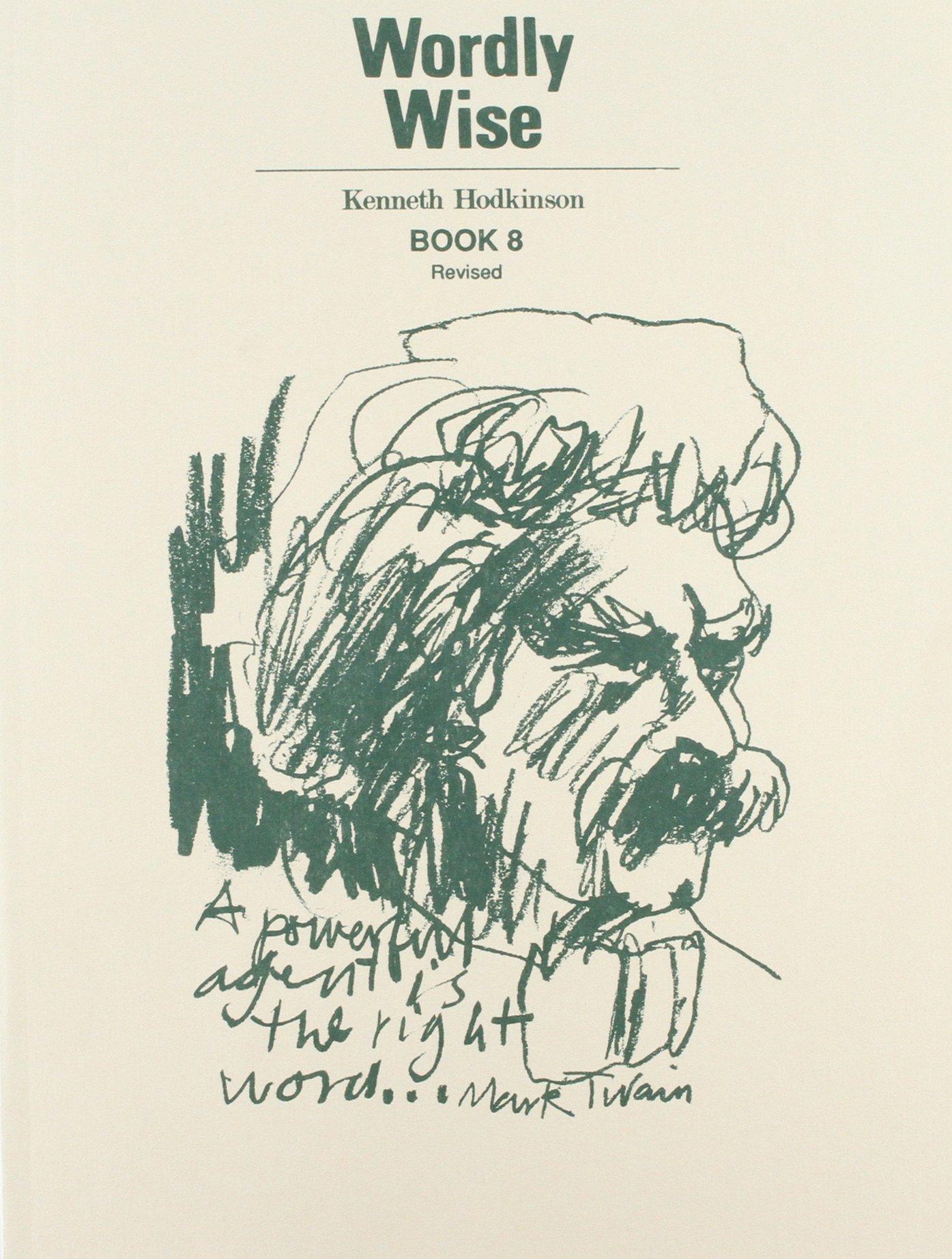 Wordly Wise: Book 8: Amazon.es: Hodkinson, Kenneth, Ornato, Joseph ...
