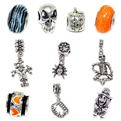 1e0c2b514 purchase charms shop the 2018 charms collection pandora uk 59379 013be; get  pro jewelry 10 beads of halloween charms set for bracelets 9b404 bd02e