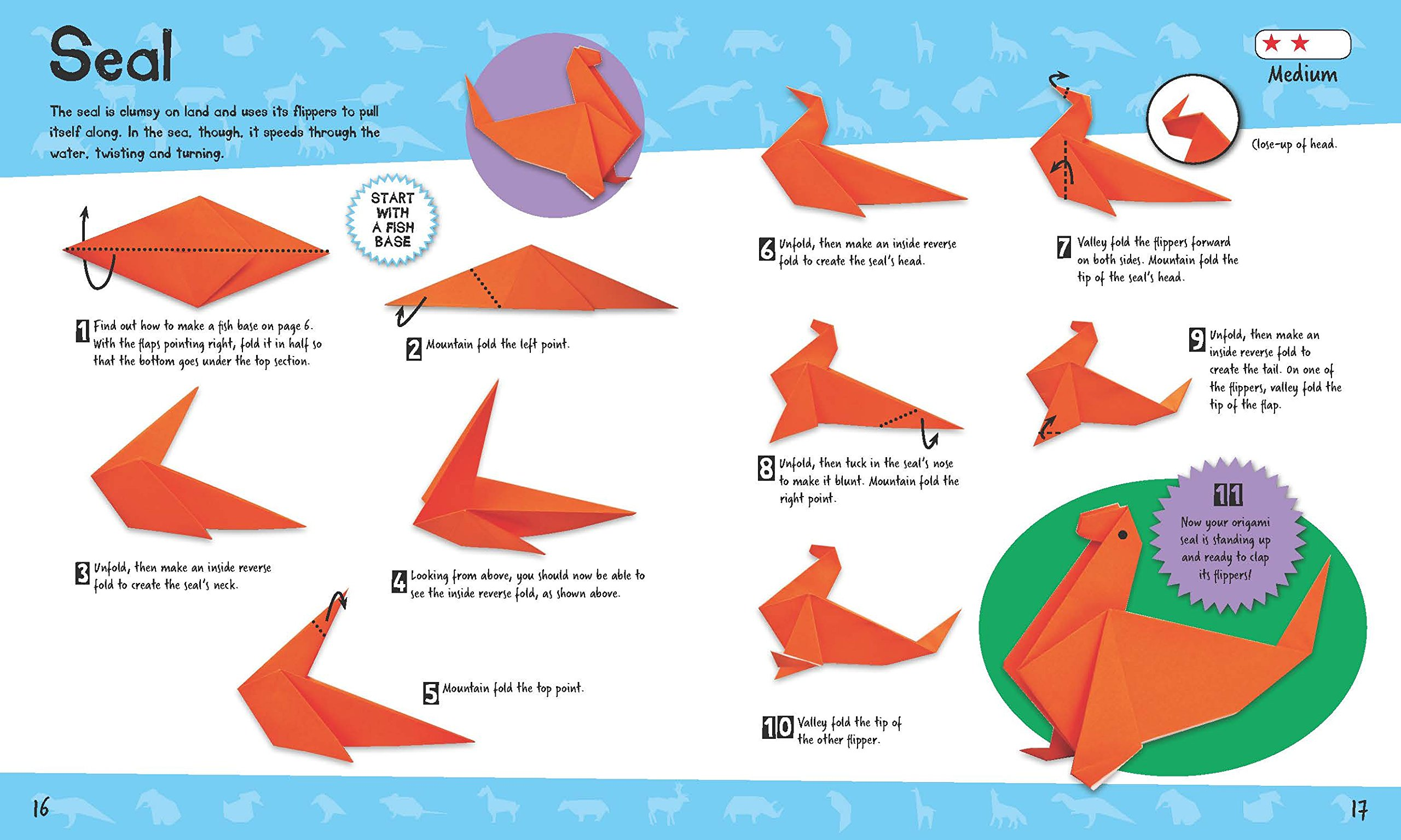 Origami Valley and Mountain Folds - How to make Origami Valley and ... | 1536x2560