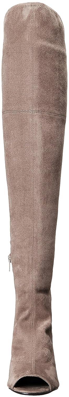 GUESS Galle, Fashion Stiefel Frauen, Peep Toe Gray  Gray Toe 82b810