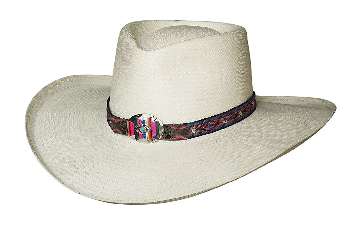 Natural Bullhide All The Best  Straw Cowgirl Hat