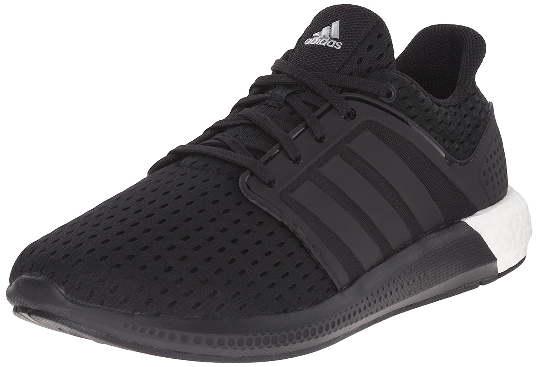 Adidas Performance Solar-Boost-M Laufschuh, schwarz schwarz   Silber, 5 M Us