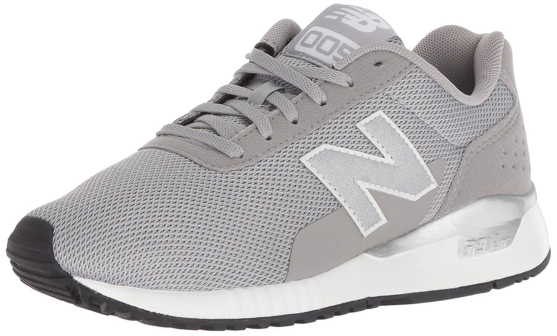 New Balance Women's 5v2 Sneaker B075R7W8N5 6.5 B(M) US|Team Away Grey