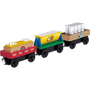 Amazon.com: Thomas & Friends Fisher-Price Wooden Railway