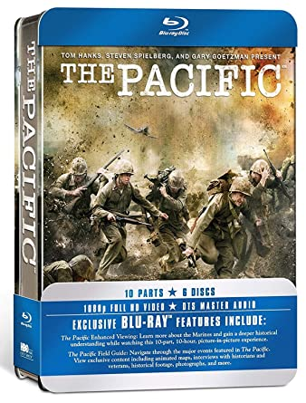Pacific Edición caja de metal Reino Unido Blu-ray: Amazon.es ...