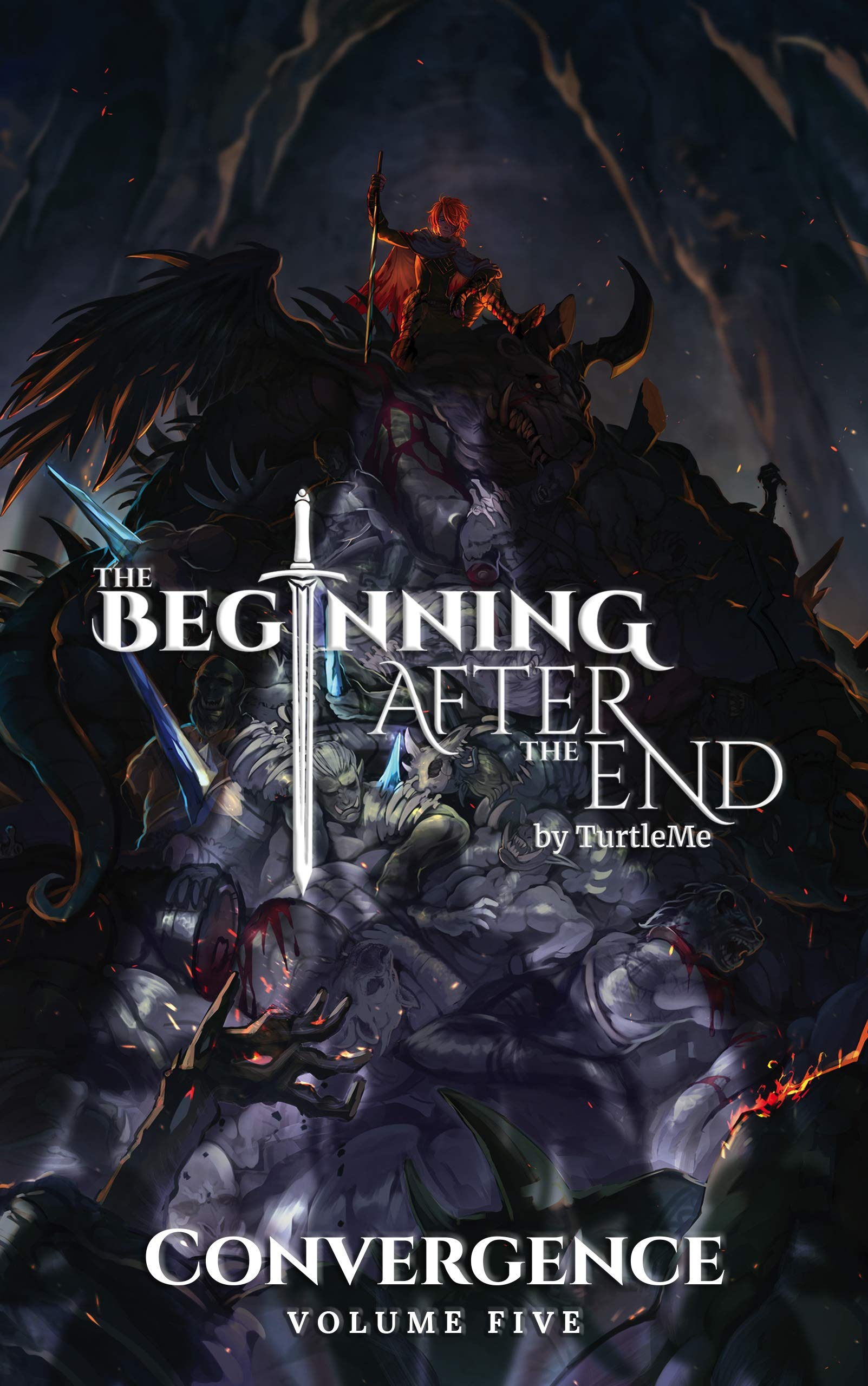 The Beginning After The End   Convergence Book 5  English Edition