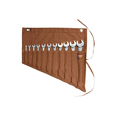 Bucket Boss Wrench Roll In Brown, 70003 - Tool Bags - .com