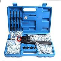 CCLIFE Pistola remachadora manual para tuercas remachables 150