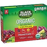Black Forest Organic 水果味小吃, 混合水果, 0.8盎司(22.64克)袋装(8件装)