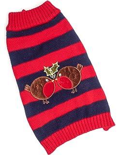20 cm CROCI Seville Turtleneck Sweater Red