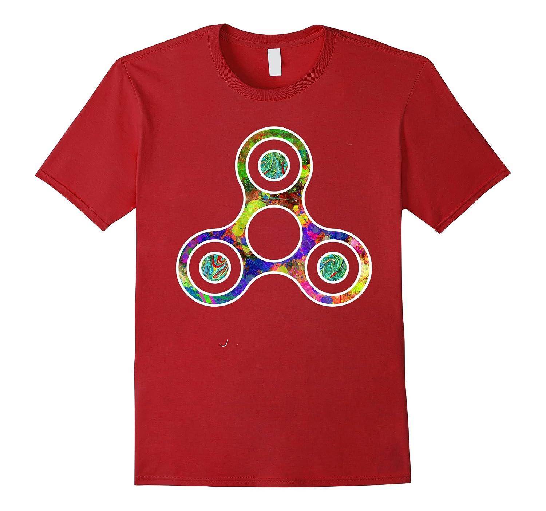 Fidget Spinner Premium T-shirt-Vaci