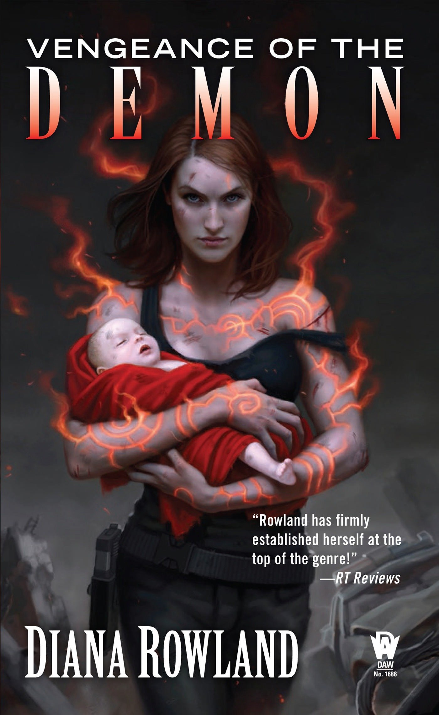 Download Vengeance of the Demon (Kara Gillian) ebook