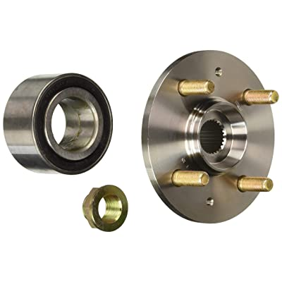 Timken HA594460K Axle Bearing and Hub Assembly: Automotive