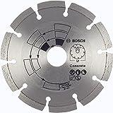 Bosch 2609256415 Disque à tronçonner diamanté segmenté spécial béton pour Meuleuse 230 mm