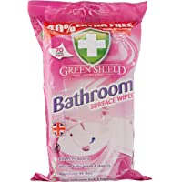 Greenshield OKN-7150 Bathroom Surface Wipes (70 Pieces)