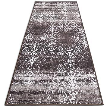 casa pura vintage teppichlaufer im angesagten shabby chic look hochwertige meterware gekettelt