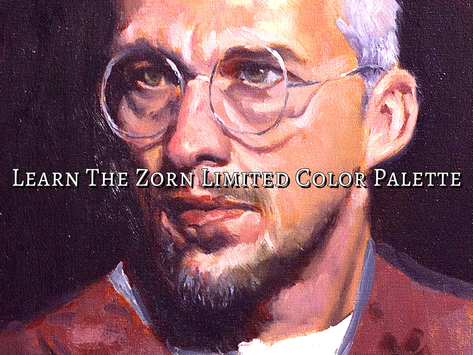 Amazon com watch oil painting learn the zorn limited color palette prime video