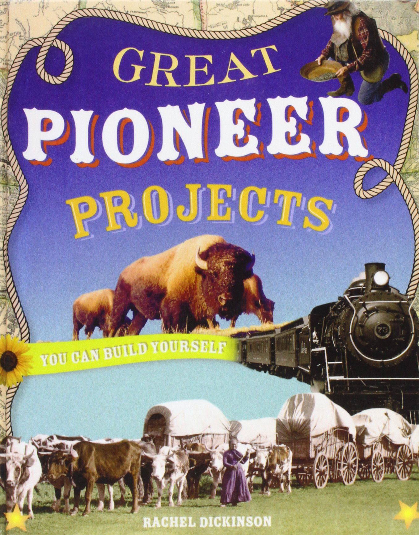 Great Pioneer Projects You Can Build Yourself (Build It Yourself Series) pdf