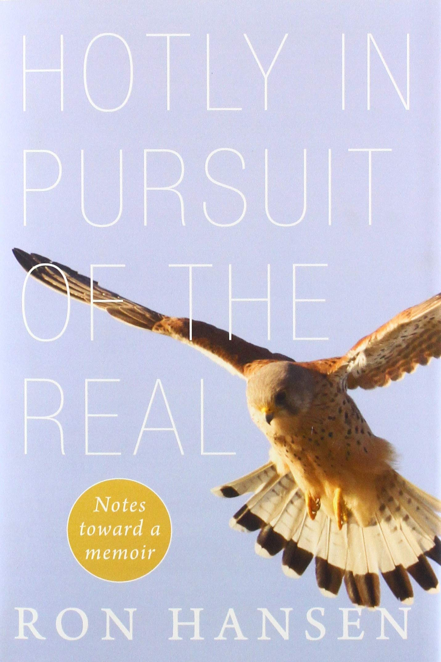 Hotly in Pursuit of the Real: Notes Toward a Memoir: Amazon ...