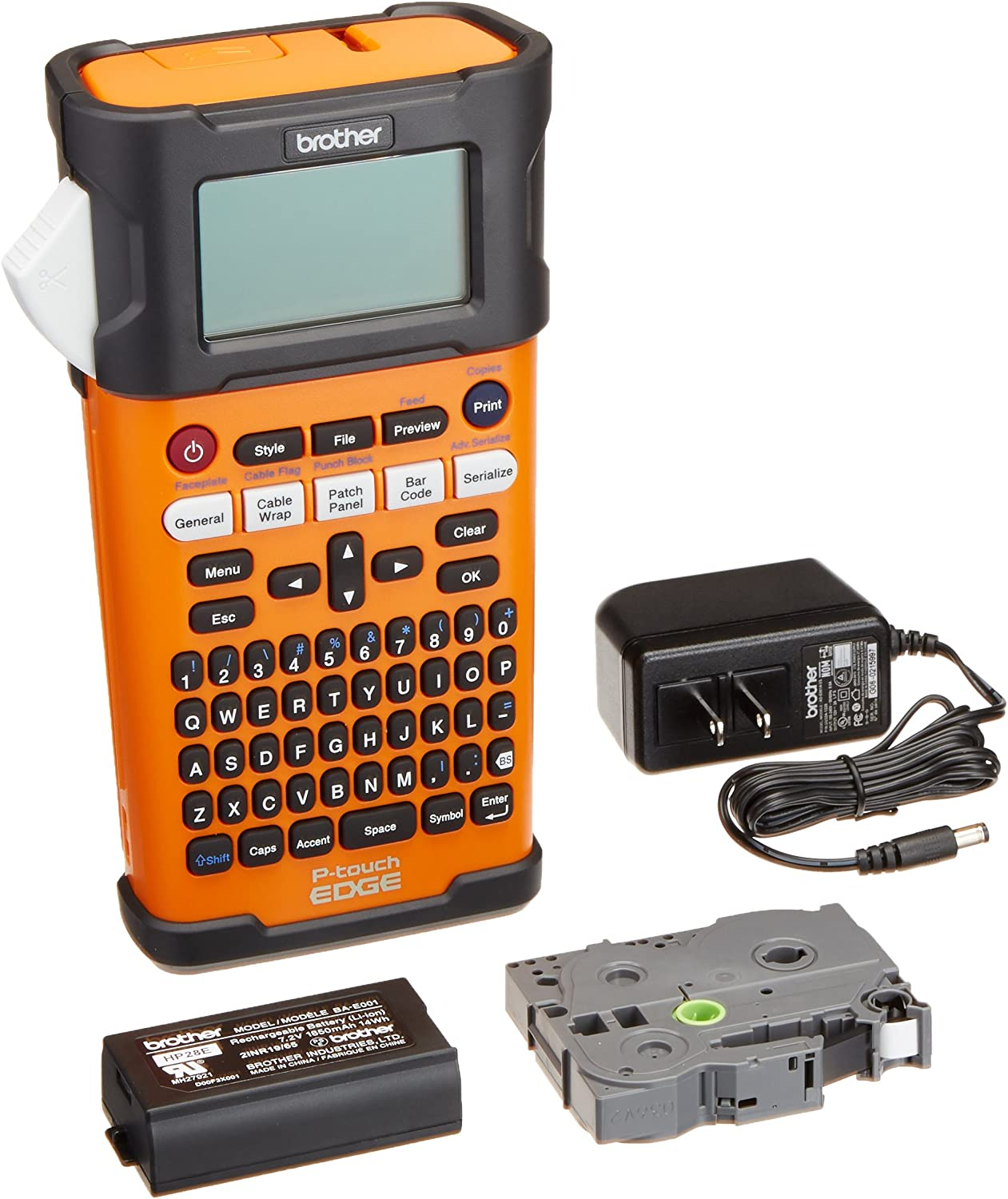 Brother Industrial Handheld Labeling