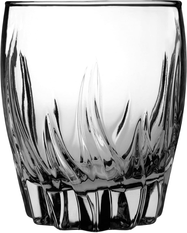 Anchor Hocking Central Park Drinking Glasses, 12 oz (Set of 4) -
