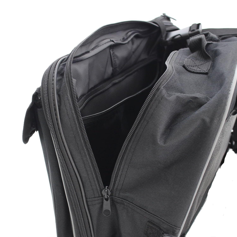 Ryde Sacoches Cavali/ères de Moto Noires