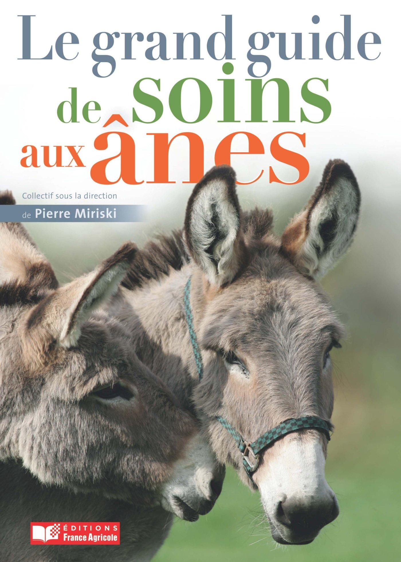 Le Grand Guide Des Soins Pour Les Anes Fa Sante Animal Amazon Co Uk Miriski Pierre 9782855574172 Books