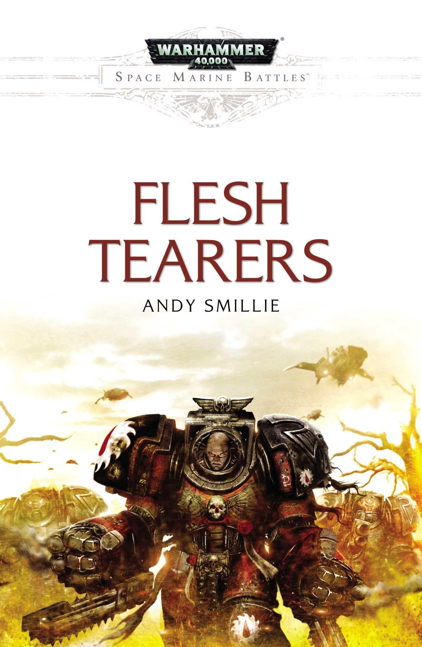 Flesh Tearers (Space Marine Battles) pdf