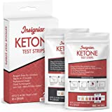 Portable Ketone Testing Strips - Perfect Keto Urine Testing for Ketogenic Diet and Diabetics - Total 200 ct Strips in 2 Separate Packs