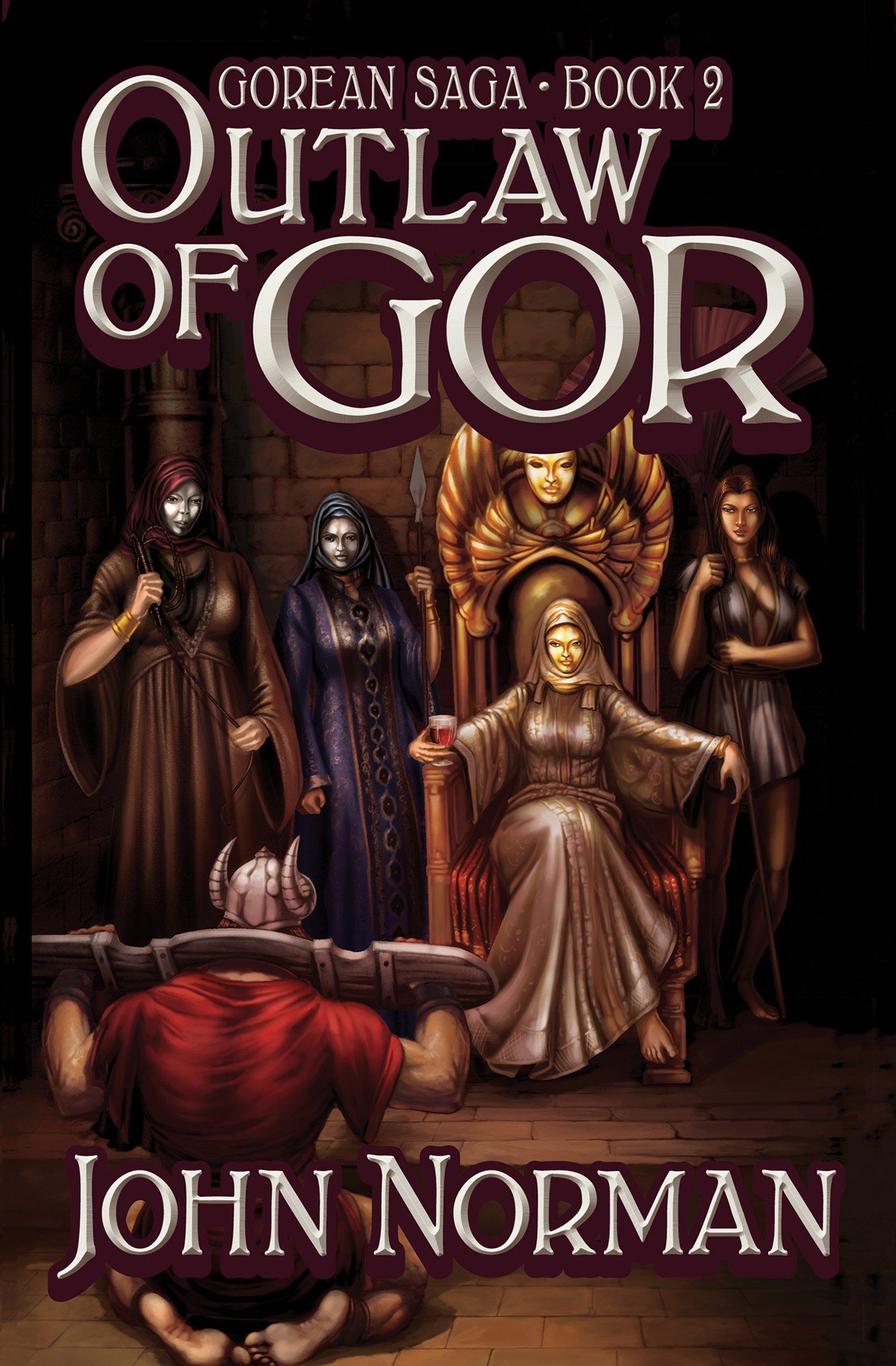 Outlaw of Gor (Gorean Saga, Band 2)